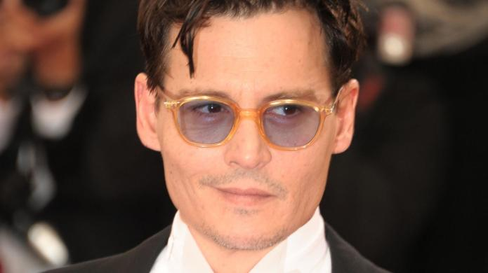 Think Johnny Depp was embarrassed by