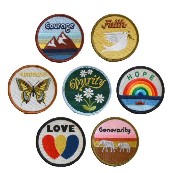 Gifts for HGTV Lovers: Patches