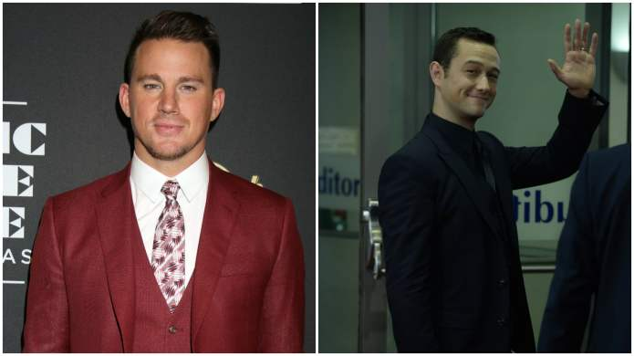Channing Tatum & Joseph Gordon-Levitt Team
