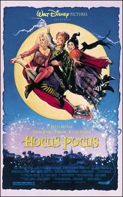 'Hocus Pocus' poster