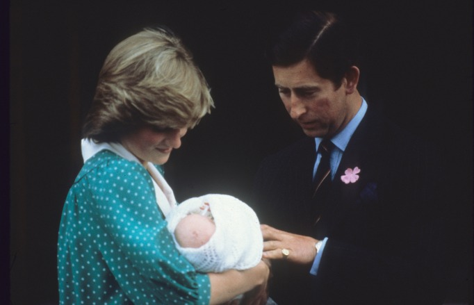 Prince William baby picture