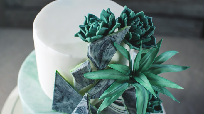 10 Wedding Cake Trends of 2018
