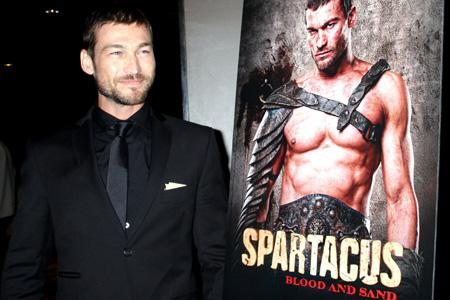 Spartacus star Andy Whitfield dies of