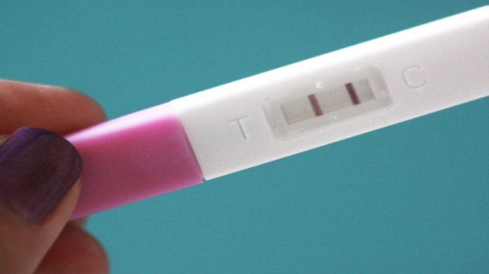 Enterprising Florida woman sells positive pregnancy
