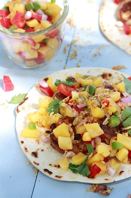 20 out of this world fruit salsa recipes