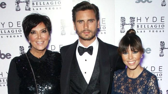 Kris Jenner speaks out about Kourtney