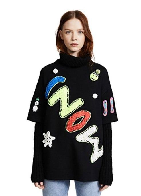 Ways To Wear A Turtleneck | Michaela Buerger sweater