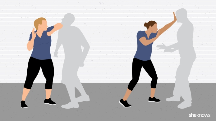 6 Self-defense techniques every woman should