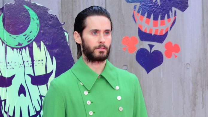 Jared Leto accused of being a