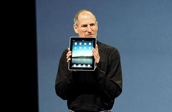 Tech industry heavyweights remember Steve Jobs