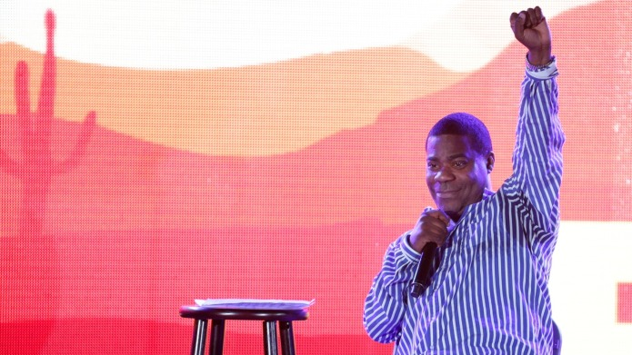 Tracy Morgan confesses to suicidal thoughts