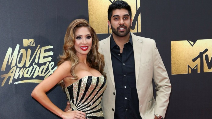 Sparks were flying between Farrah Abraham