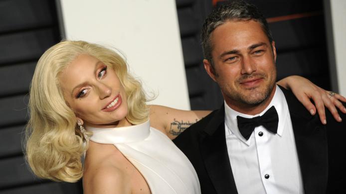 Lady Gaga & Taylor Kinney may