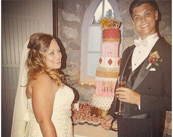 Tyler Baltierra Catelynn Lowell wedding