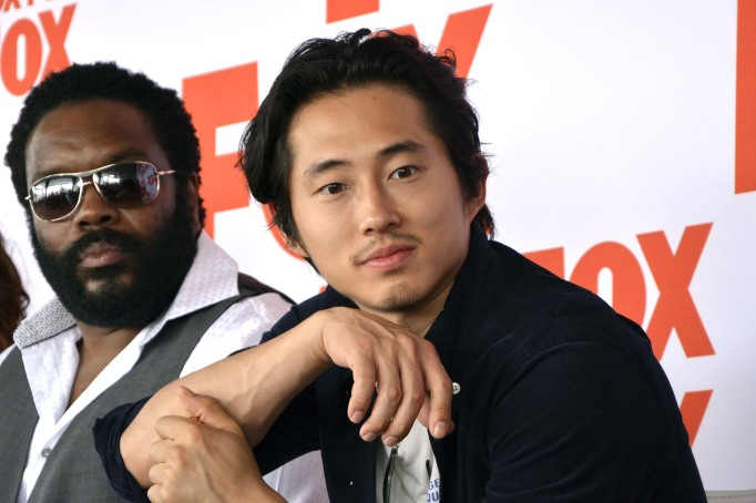 Chad L. Coleman, Steven Yeun