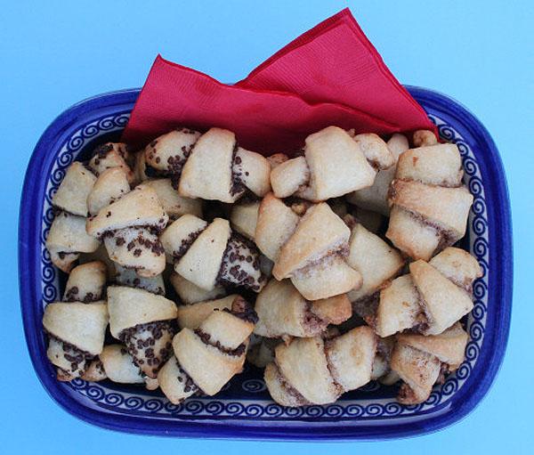 vegan hanukkah cookies