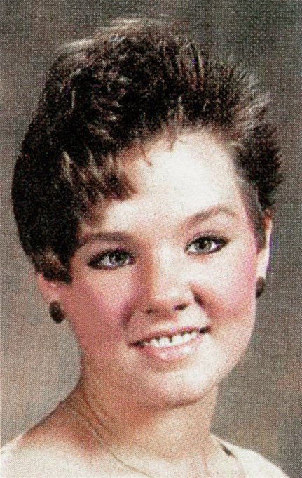 Melissa McCarthy Yearbook Photo