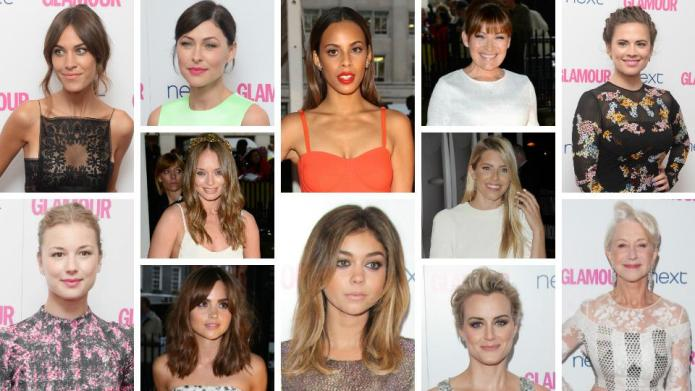 12 Style moments at Glamour's Women