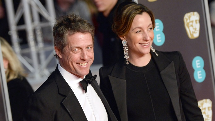 Hugh Grant EE British Film Awards