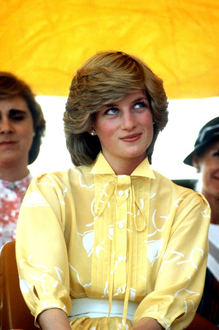 Iconic photos of Princess Diana: Diana in Australia