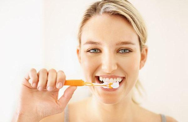 Brush up on healthy dental care