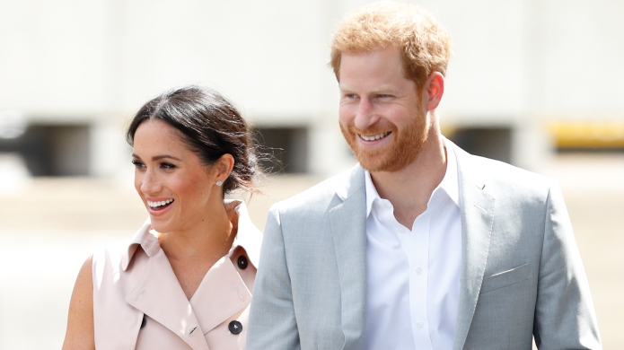Meghan, Duchess of Sussex and Prince