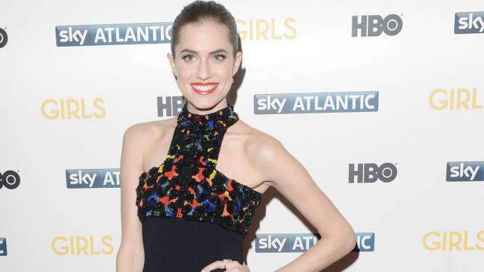 Girls star Allison Williams nabs a