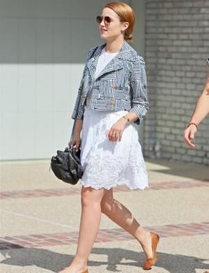Get the look: Dianna Agron's BBQ