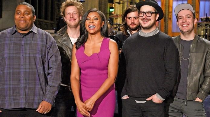 Saturday Night Live: Taraji P. Henson