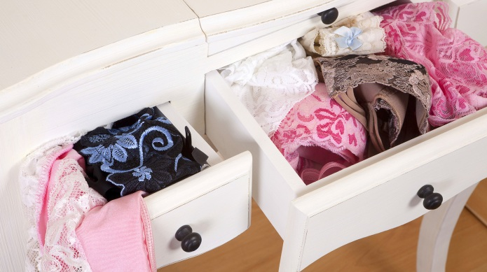 New underwear takes away the smelly