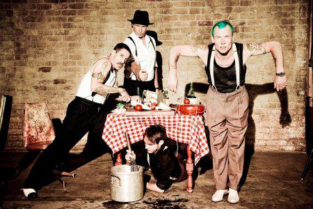 The Red Hot Chili Peppers turn