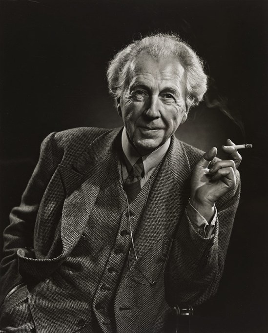 These celebrities may or may not be Wiccans: Frank Lloyd Wright