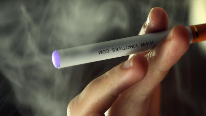 Toddler's accidental overdose on e-cigarette liquid