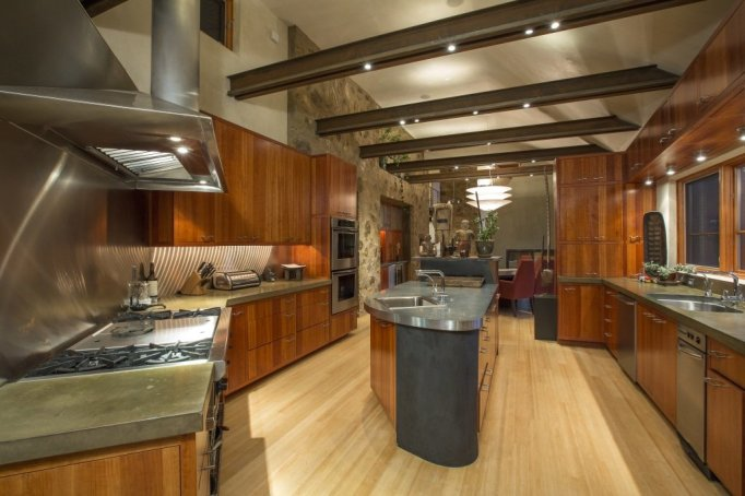 Oprah Winfrey's Telluride, Colorado home