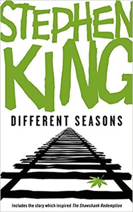 Stephen King's scariest books: 'Different Seasons'