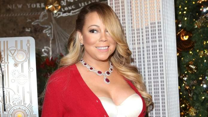 Mariah Carey doesn't wear just any