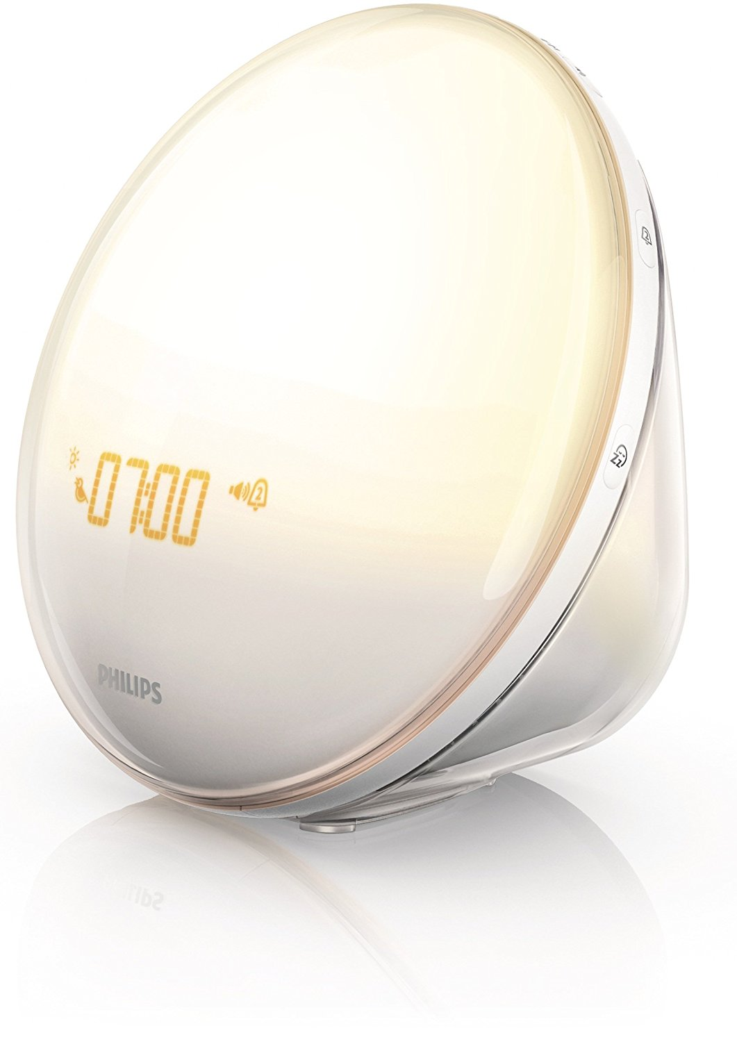 Gifts for Impossible People | Philips Wake-Up Light at Amazon