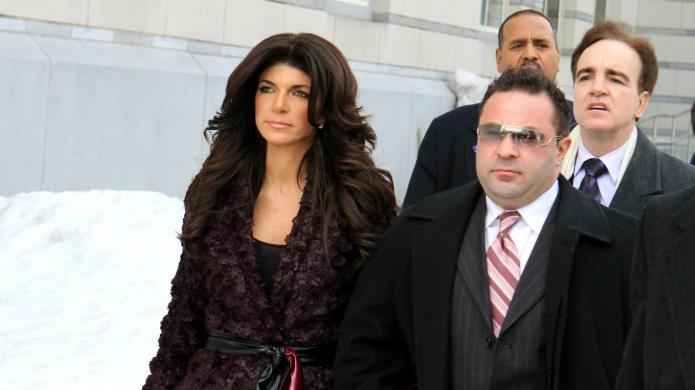 Teresa Giudice continues to exploit her
