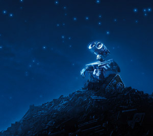 Wall-E is lonely!