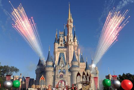Walt Disney Magic Kingdom Castle | Sheknows.com