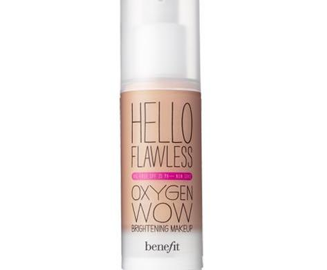 Product review: Benefit Cosmetics Hello Flawless