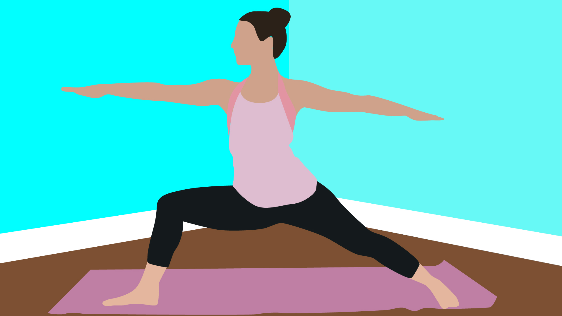 graphic regarding Yoga Poses for Beginners Printable called 12 Very simple Yoga Poses for Newbies How in the direction of Do Them SheKnows