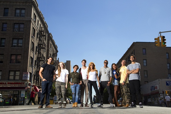 Cast of Washington Heights