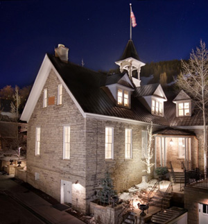 Washington School House, Park City