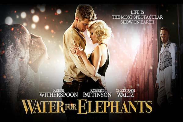 Water for Elephants premiere