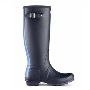 Hunter Original Stripe Rain Boots
