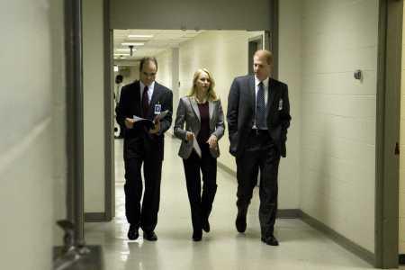Naomi Watts puts the Central in CIA