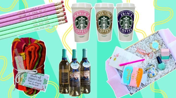 12 Cute Teacher Gifts Perfect for