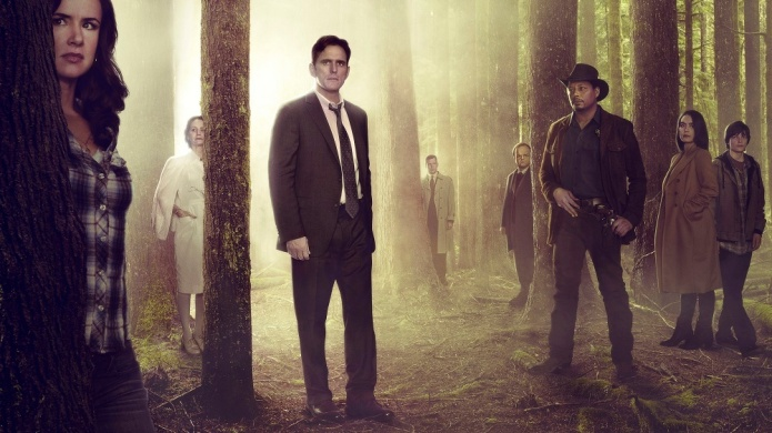 Wayward Pines will remind you of