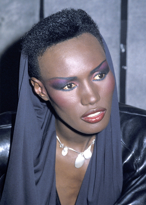 Most Iconic Hairstyles of All Time | Grace Jones